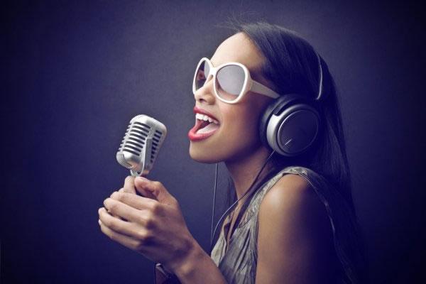 Como funciona a aula de canto?